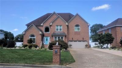 Chesapeake Single Family Home New Listing: 1032 Harwich Dr