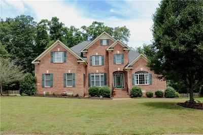 Williamsburg Single Family Home For Sale: 4060 Powhatan Secondary