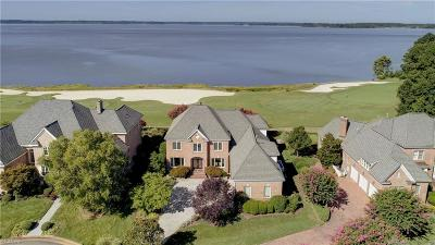 Williamsburg Single Family Home For Sale: 2937 Barrets Pointe Rd