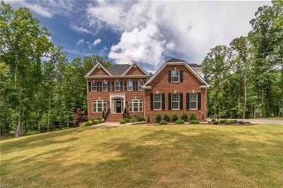 Williamsburg Single Family Home For Sale: 3620 Mallory Pl