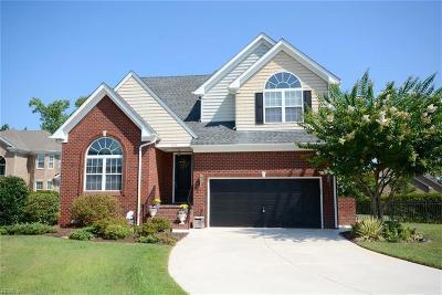 Chesapeake Single Family Home New Listing: 1412 Vance Cir