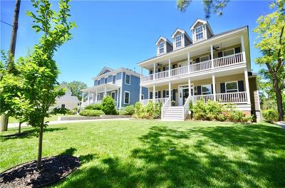 Norfolk Single Family Home For Sale: 720 New Jersey Ave