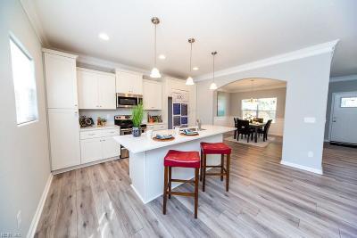 Norfolk Single Family Home For Sale: 9507 Atlans St