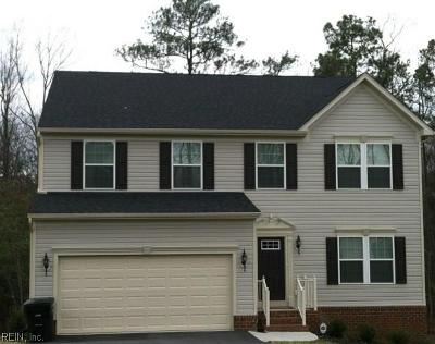 Newport News Single Family Home Under Contract: 564 Oliver Way