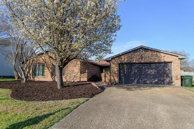 Hampton Single Family Home For Sale: 24 W Riverpoint Dr
