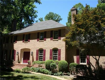 Williamsburg Single Family Home New Listing: 31 Mile Course