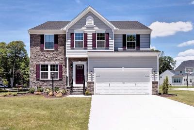 Newport News Single Family Home New Listing: 203 Steffi Pl