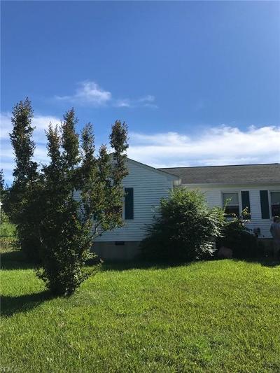 Hampton Single Family Home For Sale: 34 W Preston St
