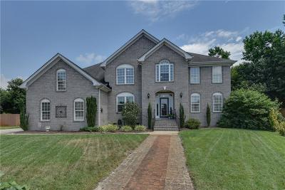 Chesapeake Single Family Home New Listing: 1105 Secretariat Way