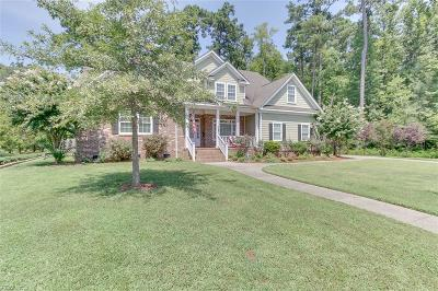 Suffolk Single Family Home For Sale: 1119 White Herons Ln