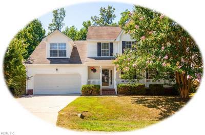 Williamsburg Single Family Home New Listing: 4268 Boxwood Ln