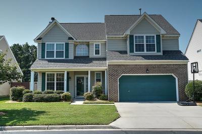 Chesapeake Single Family Home For Sale: 519 Whisper Walk