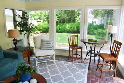 Norfolk Single Family Home For Sale: 5224 Powhatan Ave