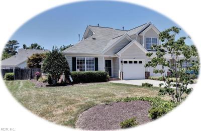 Williamsburg Single Family Home New Listing: 114 Fyfe Ct