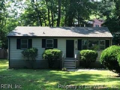 Williamsburg Single Family Home New Listing: 19 Grove Ave