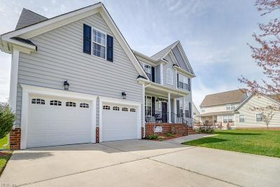 Hampton Single Family Home For Sale: 14 Kenan Ct