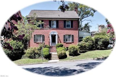 Williamsburg Single Family Home New Listing: 228 Griffin Ave