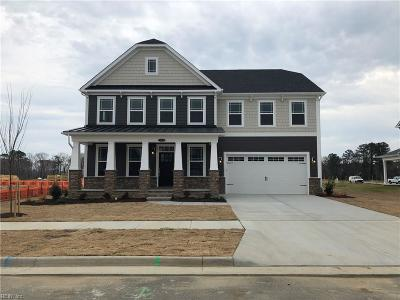 Virginia Beach Single Family Home Under Contract: 3004 George Starr Dr