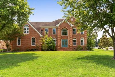 Chesapeake Single Family Home New Listing: 3905 Castaway Ct