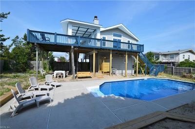 Sandbridge Beach Single Family Home For Sale: 2836 Sandpiper Rd