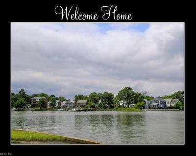 Norfolk Single Family Home New Listing: 1220 Manchester Ave