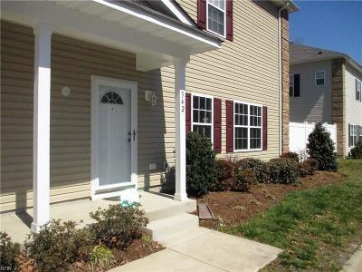 Newport News Single Family Home For Sale: 342 Paine St