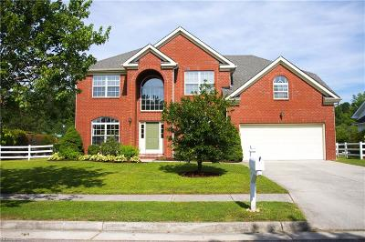 Virginia Beach Single Family Home New Listing: 2920 Chambers Dr