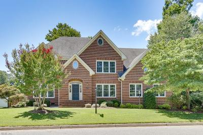 Chesapeake Single Family Home New Listing: 1520 Lauren Ashleigh Dr