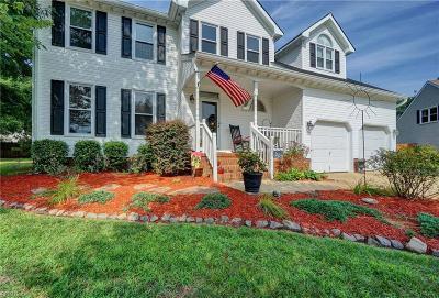 Chesapeake Single Family Home New Listing: 3601 Calverton Ct