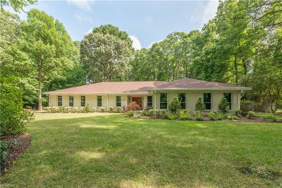 Virginia Beach Single Family Home New Listing: 2548 Inlynnview Rd