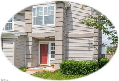 Williamsburg Single Family Home New Listing: 1506 Queens Xing