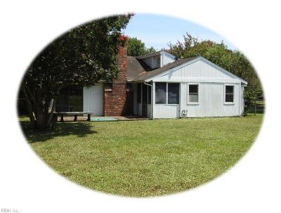 Williamsburg Single Family Home New Listing: 112 Smokehouse Ln