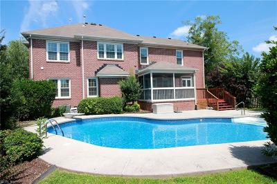Virginia Beach Single Family Home New Listing: 2312 Litchfield Way