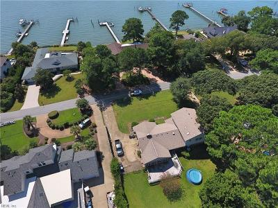 Virginia Beach Single Family Home New Listing: 2212 Windward Shore Dr