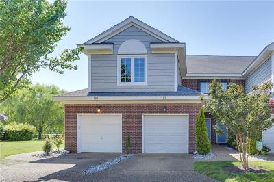 Hampton Single Family Home New Listing: 208 Genoa Dr