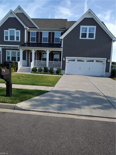 Chesapeake Single Family Home New Listing: 3113 Yuban Dr