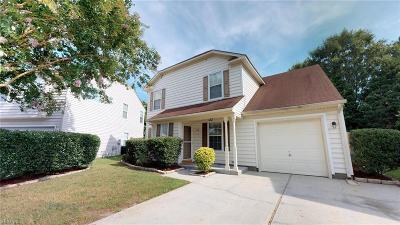 Suffolk Single Family Home New Listing: 154 Stoney Ridge Ave