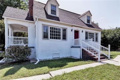 Williamsburg Single Family Home New Listing: 6199 Richmond Rd