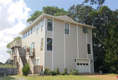 Virginia Beach Single Family Home New Listing: 2107 Wake Forest St