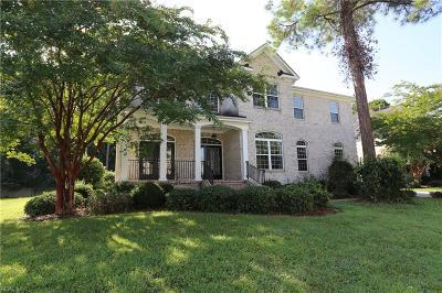 Chesapeake Single Family Home New Listing: 809 Old Bridge Ln