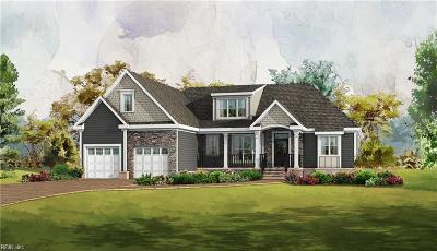 Suffolk Single Family Home For Sale: 4028 Evan Cir