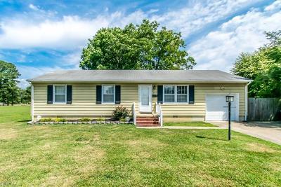 Hampton Single Family Home New Listing: 830 Burton St