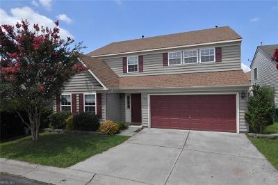 Suffolk Single Family Home New Listing: 306 Stone Cv