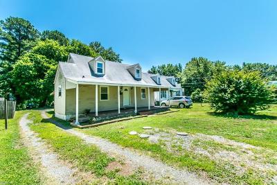 Hampton Single Family Home New Listing: 416 Catalpa Ave