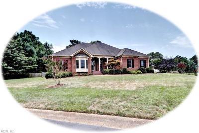 Williamsburg Single Family Home New Listing: 101 Miles Mahone