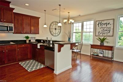 Hampton Single Family Home New Listing: 41 Miles Cary Mews