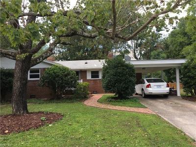Williamsburg Single Family Home New Listing: 105 Caran Rd