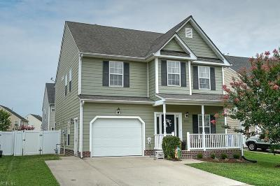 Suffolk Single Family Home New Listing: 3003 Player Ct