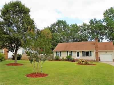 Chesapeake Single Family Home New Listing: 2421 Drum Creek Rd