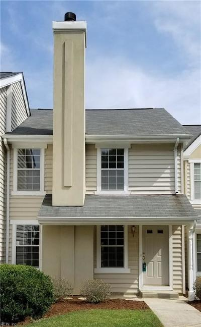 Newport News VA Single Family Home New Listing: $129,900